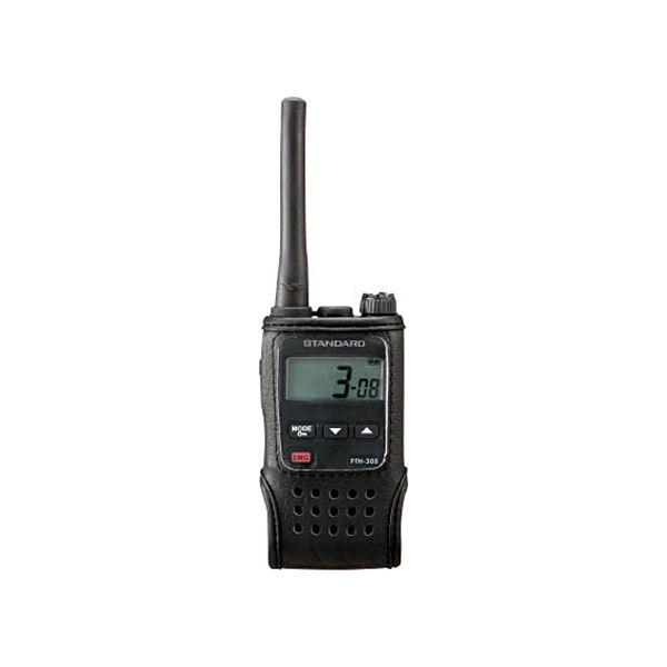 (まとめ) 八重洲無線 スタンダードキャリングケース SHC15 1個 【×10セット】