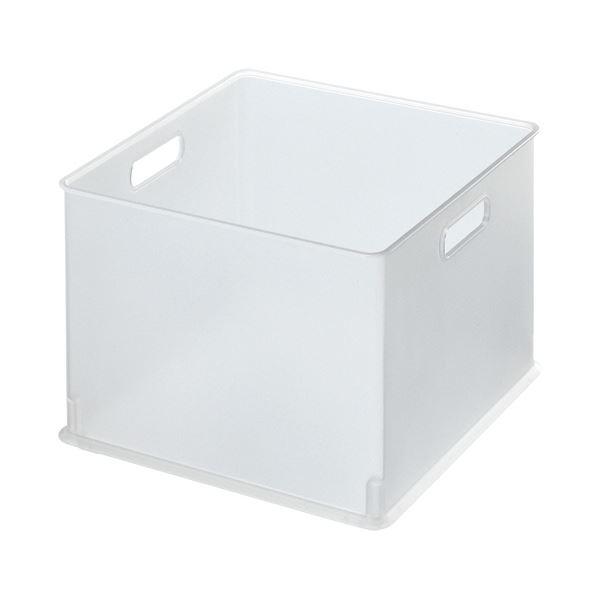 (まとめ) サンカ ナチュラ インボックス 横型ハーフ NIB-YMCL 1個 【×10セット】