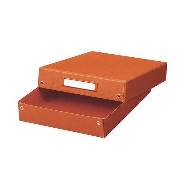 (まとめ) ライオン事務器 デスクトレー A4ワイド茶 DT-13W 1個 【×10セット】