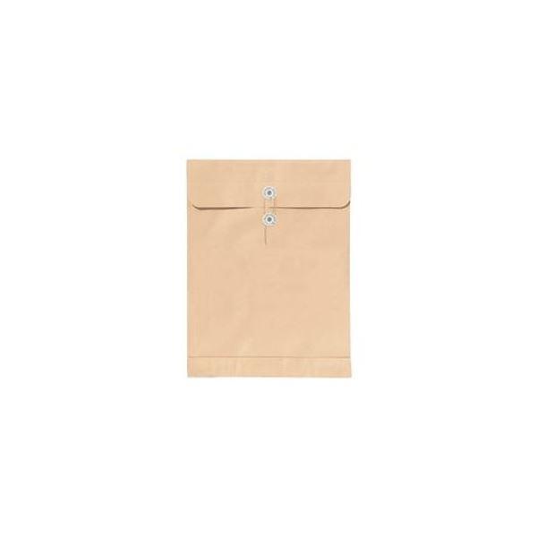 (まとめ)菅公工業 再生紙クラフト エコパッカー角0 120g/m2 ホ089 1パック(100枚)【×3セット】