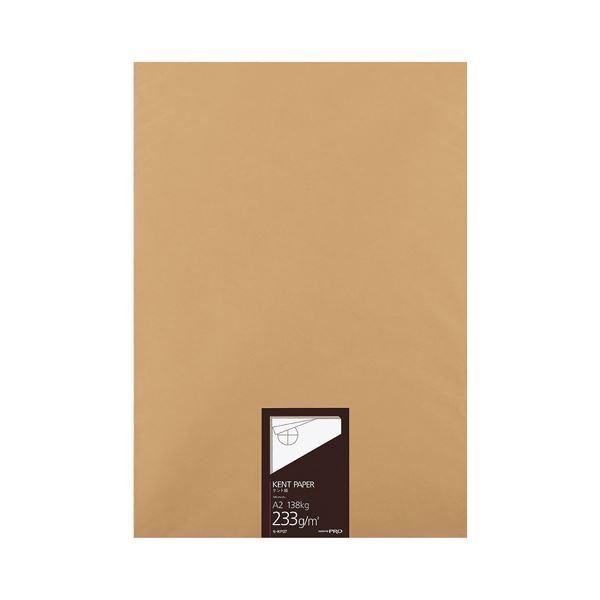 (まとめ)コクヨ 高級ケント紙 233g/m2A2カット セ-KP37 1冊(100枚)【×3セット】