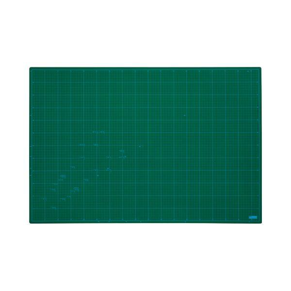 (まとめ)TANOSEE カッターマット A1 620×900mm 1枚【×3セット】