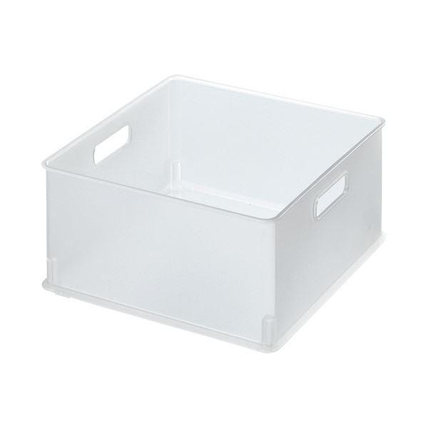 (まとめ) サンカ ナチュラ インボックス 横型1/3 NIB-YSCL 1個 【×10セット】