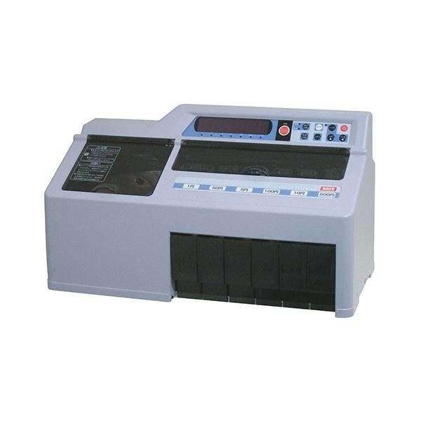 DAITO 硬貨選別計数機 勘太DCV-10 1台