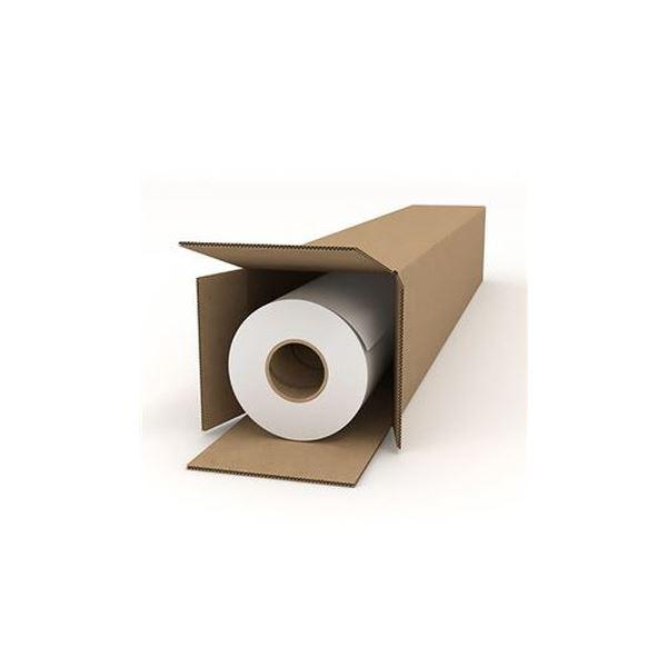 (まとめ)グラフテックインクジェットプロッタ用普通紙 36インチロール 914mm×50m JC-36R-PM-R1A 1本【×3セット】