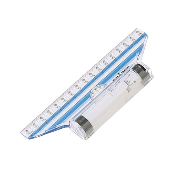 (まとめ)ドラパス おもしろスケール 42-581 16cm【×50セット】
