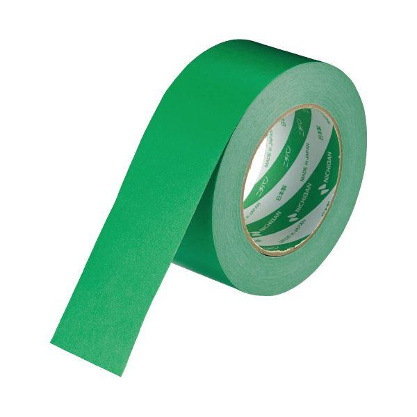 【スーパーセールでポイント最大44倍】(まとめ)ニチバン ハイクラフトテープ 321WC-50 50mm×50m 緑(×20セット)