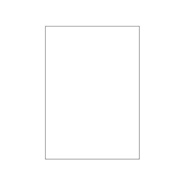 ヒサゴ マルチプリンタ帳票 複写タイプA4 ノーカーボン 白紙 BPC2000Z 1箱(1200枚)
