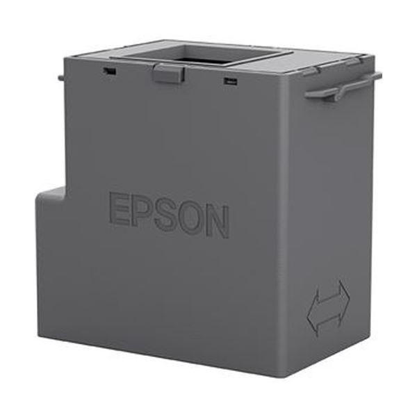 (まとめ)エプソン メンテナンスボックスEWMB3 1個【×10セット】