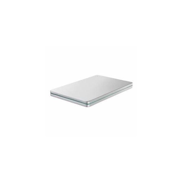 IOデータ USB 3.0/2.0対応 ポータブルハードディスク「カクうす」 Silver×Green 2TB HDPX-UTS2S