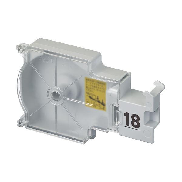 (まとめ)カシオ計算機 ラテコ専用テープアダプターTA-18(×20セット)