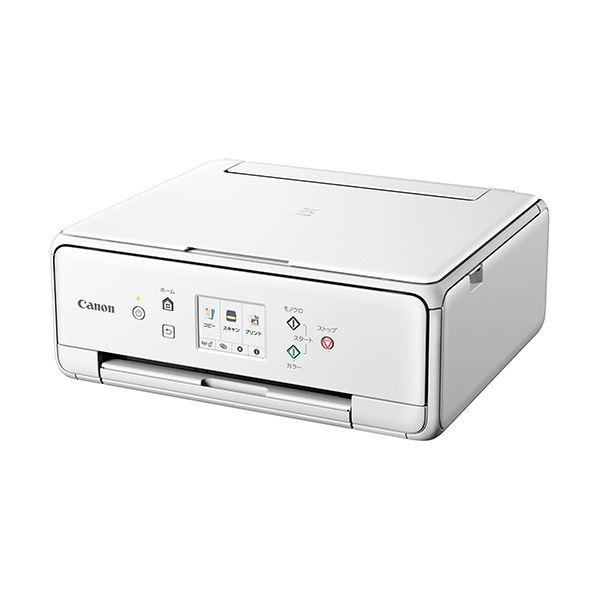 キヤノン PIXUS TS6230インクジェット複合機 A4 ホワイト 2992C021 1台