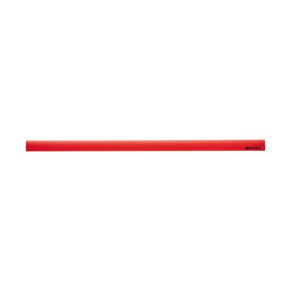 (まとめ) スマートバリュー マグネットバー310mm 赤 B441J-R【×30セット】