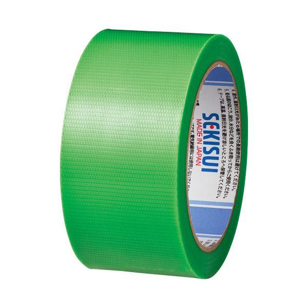 (まとめ) 積水化学 マスクライトテープ No.730 50mm×25m 緑 建築養生・床養生用 N730X04 1巻 【×30セット】