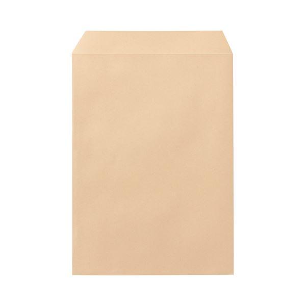 (まとめ) 寿堂 プリンター専用封筒 角2 85g/m2 クラフト 31760 1パック(50枚) 【×10セット】
