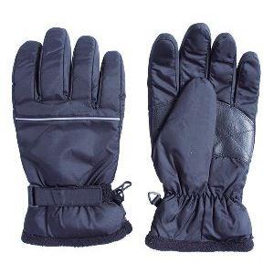 防水インナー内蔵 グローブ/手袋 【レディース 10組セット CM220】 ブラック 約22×12×4cm 厚手 シンサレート 〔防寒用品〕【代引不可】