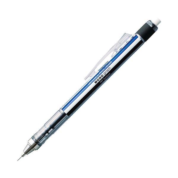 (まとめ) トンボ鉛筆 シャープペンシル モノグラフ0.5mm (軸色 スタンダード) DPA-132A 1本 【×30セット】
