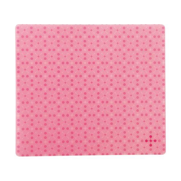パソコンアクセサリー マウスパッド スーパーセールでポイント最大44倍 メーカー公式 まとめ TANOSEE 国内正規品 ×10セット 1枚 ピンク ECOマウスパッド