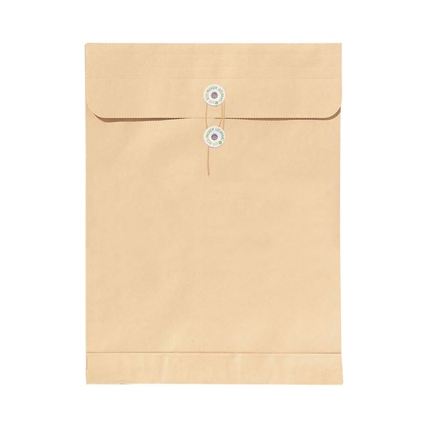 (まとめ) 菅公工業 再生紙クラフト エコパッカー角0 120g/m2 ホ039 1パック(10枚) 【×10セット】