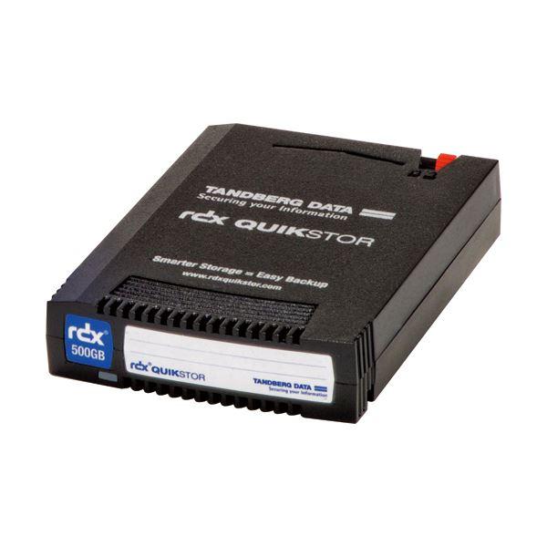 【スーパーセールでポイント最大44倍】タンベルグデータ RDXQuikStor カートリッジ 500GB 8541 1個
