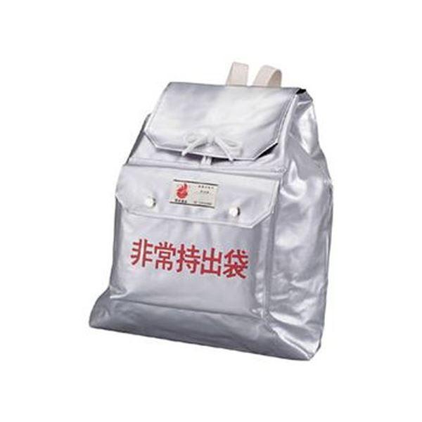 (まとめ)大明企画 大明非常持出袋A400×405×70(財)日本防炎協会認定品 7242012 1個【×3セット】
