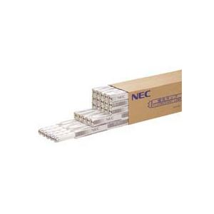 【··で··最大44倍】NEC 蛍光ランプ ライフライン直管グロースタータ形 15W形 昼光色 業務用パック FL15D 1パック(25本)