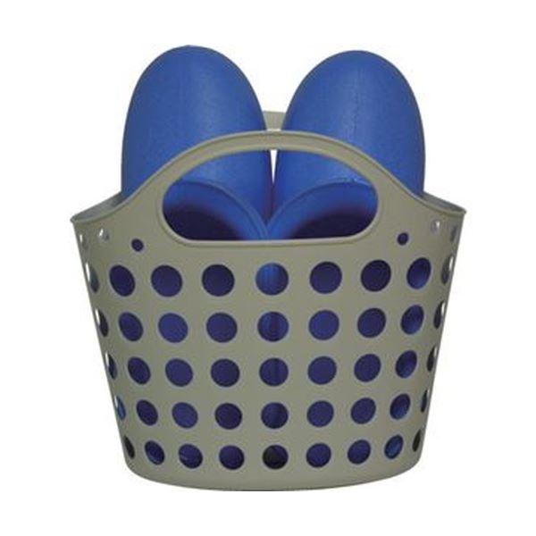 (まとめ)ミツギロン お風呂ブーツ バスケットブルー BT-19B 1個【×10セット】