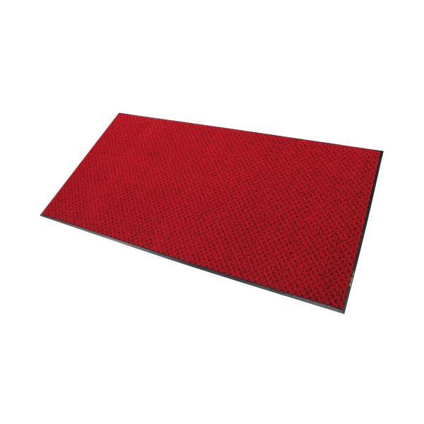(まとめ)テラモト ハイペアロン MR-038-048-2 900×1800mm 赤(レッド)(×3セット)