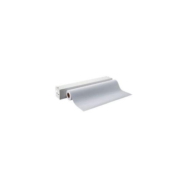 (まとめ)TANOSEE インクジェット用檀紙914mm×20m 2インチ紙管 1本【×3セット】