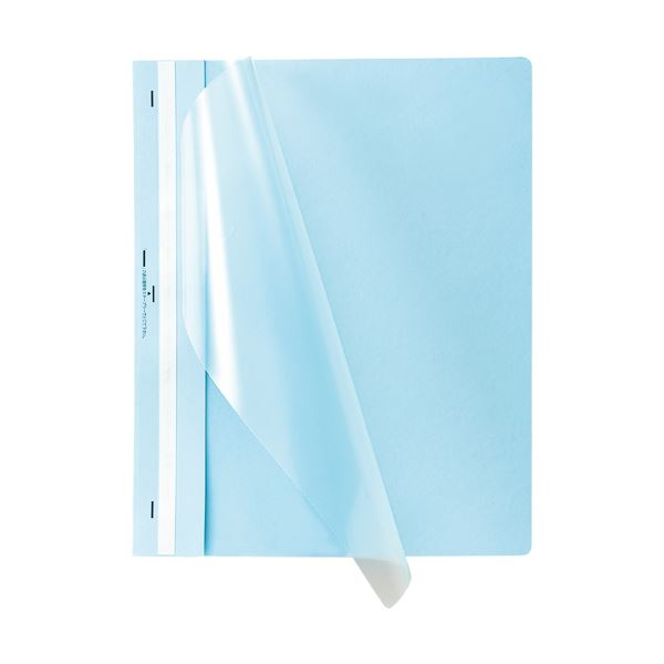 【スーパーセールでポイント最大44倍】(まとめ)TANOSEE プレゼンテーションファイル(スタンダード) A4タテ 50枚収容 ブルー 5冊入×20パック【×3セット】