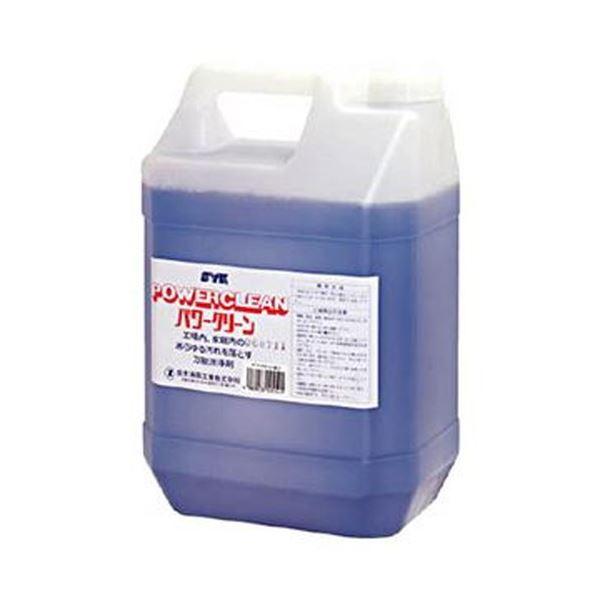 (まとめ)鈴木油脂工業 パワークリーン4LS-531 1缶【×3セット】
