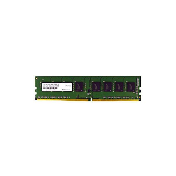 (まとめ)アドテック DDR4 2400MHzPC4-2400 288pin UDIMM 4GB ADS2400D-4G 1枚【×3セット】