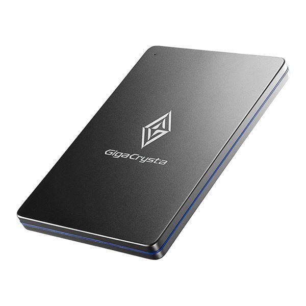 アイ・オー・データ機器 PCゲーム向け USB3.1 Gen1(USB3.0)/2.0対応ポータブルSSD512GB