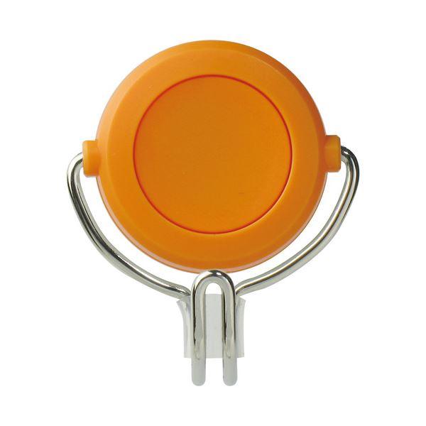 (まとめ) ソニック 超強力マグネットフック 中 耐荷重約3Kg 橙 MG-743-OR 1個 【×30セット】