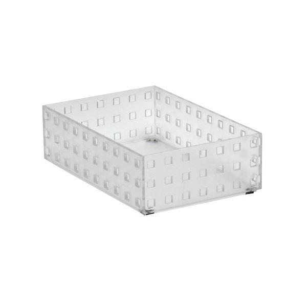 (まとめ) セキセイ シスブロック 中 クリアSBK-9002T 1個 【×30セット】