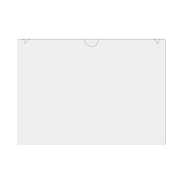 【マラソンでポイント最大44倍】(まとめ)プラス カードケースセミハードA4 10枚 PC-104-10P【×30セット】