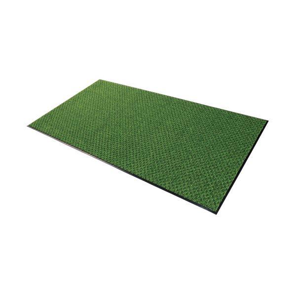 (まとめ)テラモト ハイペアロン MR-038-048-1 900×1800mm 緑(オリーブグリーン)(×3セット)