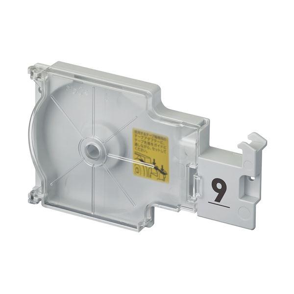 (まとめ)カシオ計算機 ラテコ専用テープアダプターTA-9(×50セット)
