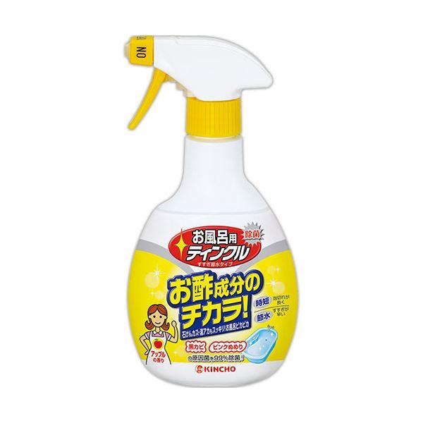 (まとめ)お風呂用ティンクル すすぎ節水タイプ本体 400ml【×20セット】