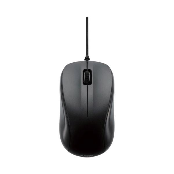 (まとめ) エレコム 光学式マウスM-K6URBK/RS【×10セット】