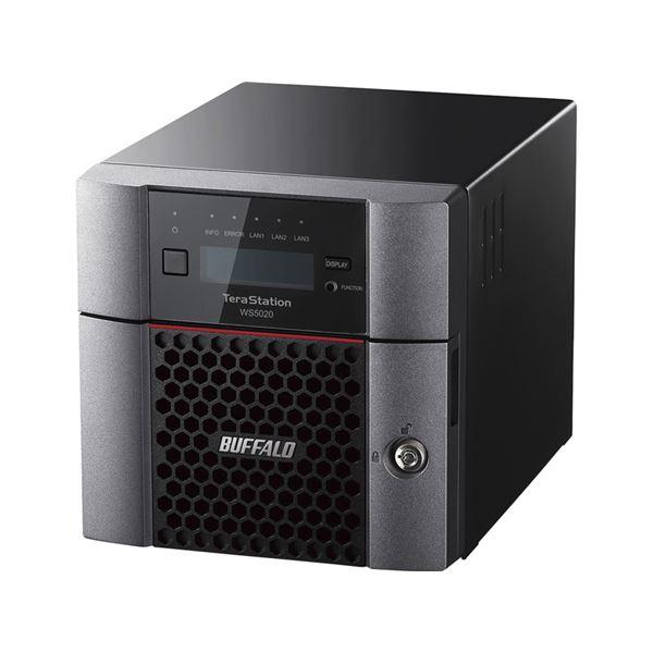 【日本未発売】 【スーパーセールでポイント最大44倍】バッファロー Windows Server IoT 2019 for Storage StandardEdition搭載 2ベイデスクトップNAS 2TB WS5220DN02S9, コーヒーシティ b9f799c8