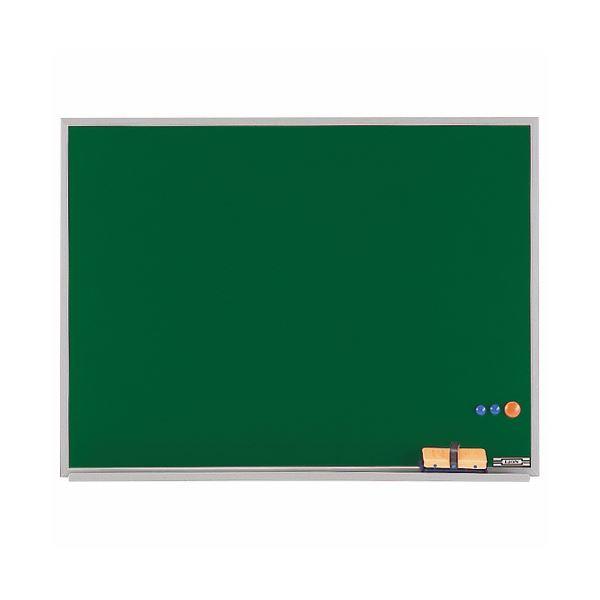 (まとめ)ライオン事務器 黒板 アルミホーロー製603×453mm PH-04 1枚【×3セット】