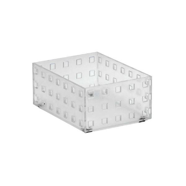 (まとめ) セキセイ シスブロック 小 クリアSBK-9001T 1個 【×30セット】