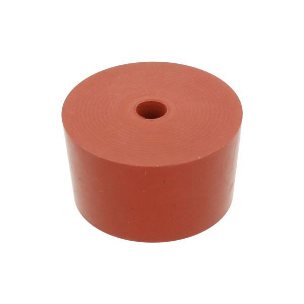 スーパーセールでポイント最大44倍 ゴム栓 返品不可 売却 ひ素試験器用 No.12 063130-0402A