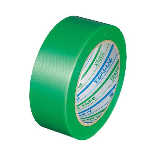 【スーパーセールでポイント最大44倍】(まとめ) ダイヤテックス パイオランクロス粘着テープ 塗装養生用 38mm×25m 緑 Y-09-GR-38 1巻 【×30セット】