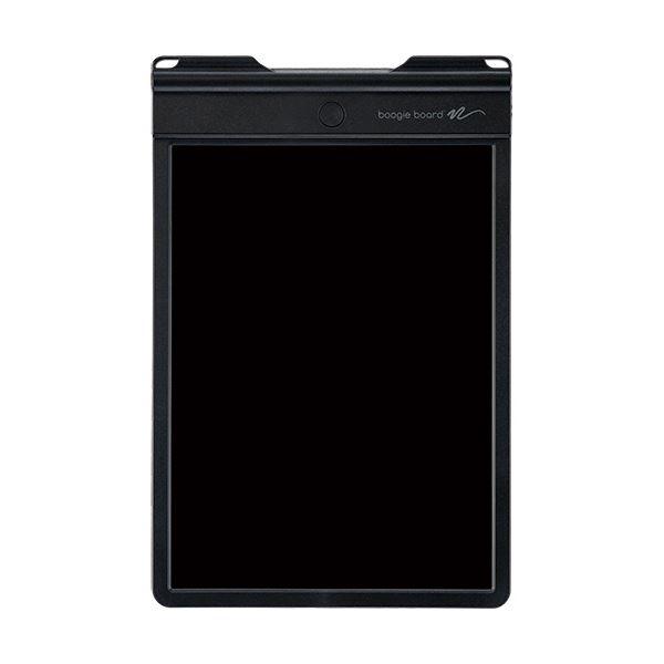 キングジム 電子メモパッド ブギーボード黒 BB-9 1セット(6台)