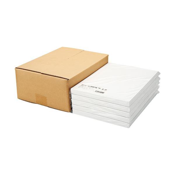 (まとめ)TANOSEEカラーレーザー・IJ用名刺用紙 10面 白 1セット(500シート:100シート×5冊)【×3セット】