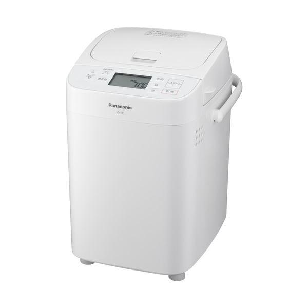 1斤タイプ SD-SB1-W (ホワイト) ホームベーカリー パナソニック(家電)