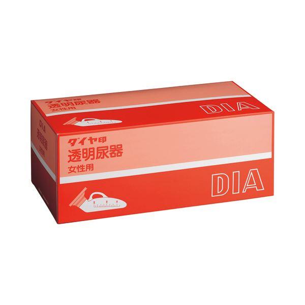 (まとめ)浅井商事 ダイヤ 透明尿器 女性用 1個【×10セット】