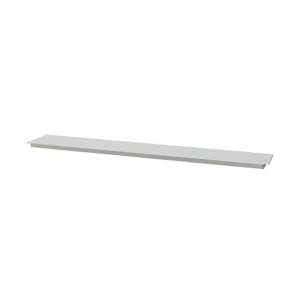 YamaTec 超激得SALE 作業台半面棚板UT-1875-W 人気商品 シルキーホワイト